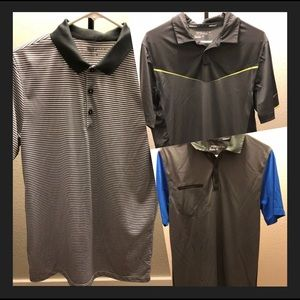 BUNDLE Men's Nike Golf Polos